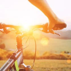 The Best Biking Trails Near our Sequim Waterfront Cottages