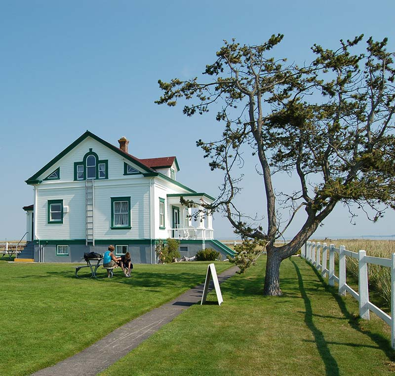 7 things to do on the Dungeness Spit